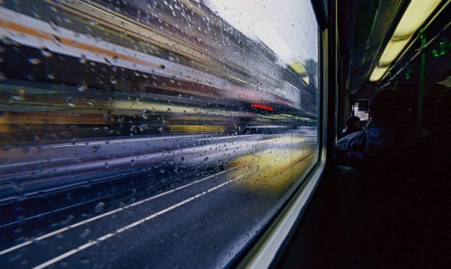 Why do some of us get sick while riding a bus?